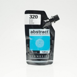 Abstract 120 ml - Azurblau 320