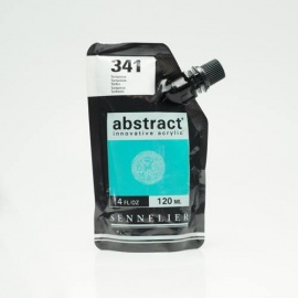 Abstract 120 ml - Turquoise 341