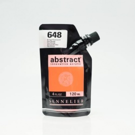 Abstract 120 ml - Fluo Orange 648
