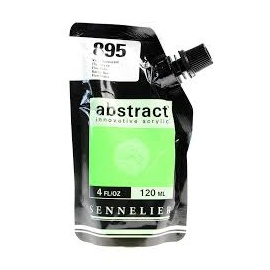 Abstract 120 ml - Fluo green 895