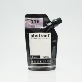 Abstract 120 ml -  Gloss Titanium White 116