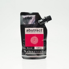 Abstract 120 ml - Gloss Primary Red 686
