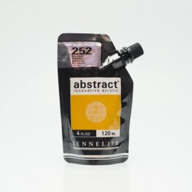 Abstract 120 ml - Gloss Yellow Ochre 252
