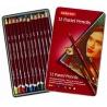 Pastel pencils Derwent 12 ks - skin tones
