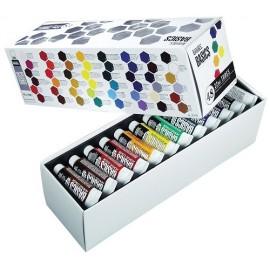 Sada akrylových barev Liquitex Basic 48*22ml
