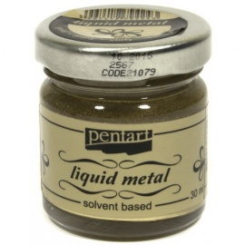 Tekutý kov - antické zlato 20 ml