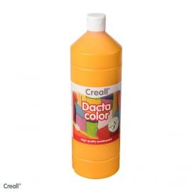 Tempera 500 ml - tmavě žlutá