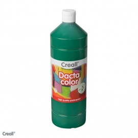 Tempera 500 ml - tmavě zelená