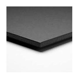 Kappa deska 50*70 cm - 5 mm - černá