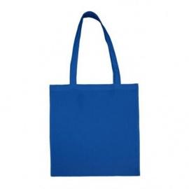 Bavlněná taška 38*42- královská modrá dlouhé ucho