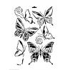 Šablona motýli A4