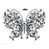 Šablona motýl II  A4