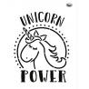 Šablona unicorn  A4