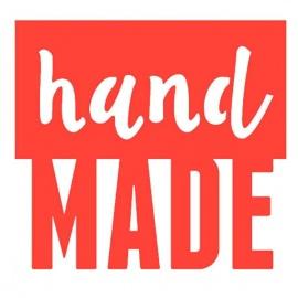 Vyřezávací šablona Hand made