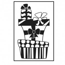 Embos kapsa dárečky