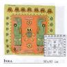 guttašátek P5  90*90 cm - Inkové