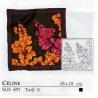 Gutta šátek Větvičky  P5  28*28 cm