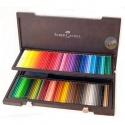 Akvarelové pastelky Albrech Durer 120 ks - dřevěná kazeta