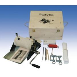 Školní tiskařský lis Fome včetně příslušenství
