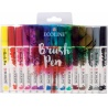 Ecoline brush pen set 15 ks