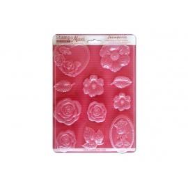 Forma Stamperia růže