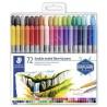 """Fixy """"Design Journey"""", sada 72 různých barev, 0,8/3,0 mm, oboustranné,"""