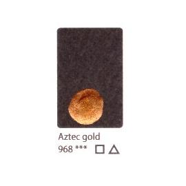 Akvarelová metalická barva aztécká zlatá