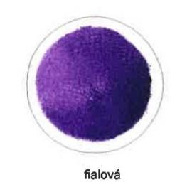 Tiskařská barva pro ofset a litografii 60 ml - fialová