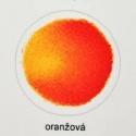 Tiskařská barva pro ofset a litografii 60 ml - oranžová