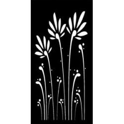 Šablona 15*30 cm - traviny