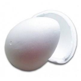 Polystyrenové vejce 2dílné 20 cm