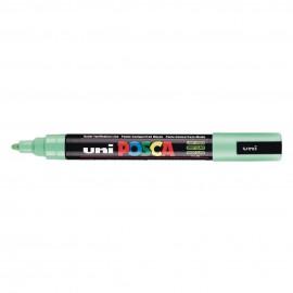 Uni Posca PC5 - akrylový fix 2,5 mm - světle zelená