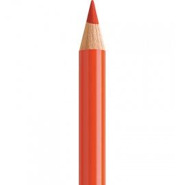 Pastelka Polychromos - 115 dark cadmium orange
