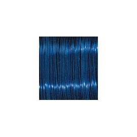 Měď.lak drát 0,3 mm/ 80 m -modrý