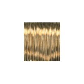 Měď.lak drát 0,3 mm/80 m-zlatý