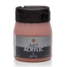 Art Acrylic 250 ml- metal cooper