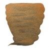 VANGOGH akvarel 1/2 panvička - bronze 811