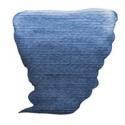 VANGOGH akvarel 1/2 panvička - interference blue 846