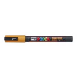 Uni Posca PC3 - akrylový fix 0,9-1,2mm - oranžová