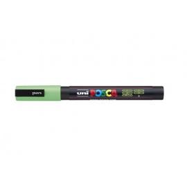 Uni Posca PC3 - akrylový fix 0,9-1,2mm - světle zelená