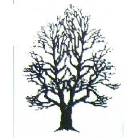 Razítko na enkaustiku strom 65*50 mm