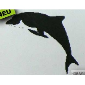 Razítko na enakustiku delfín 59*29 mm