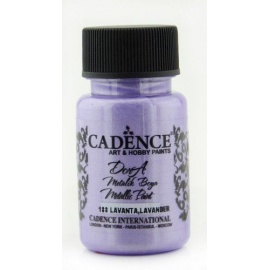 Dora metalic 75 ml -  lavender