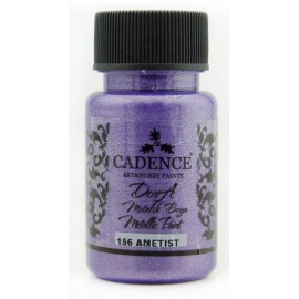 Dora metalic 75 ml -  amethyst