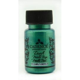 Dora metalic 75 ml -  emerald