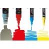 4Artist marker pro olejomalbu 2+8 mm - dvě velikosti - černý