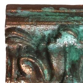 Patina 60 ml - modrá oxidační