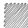 Kontura 20 ml - stříbrná