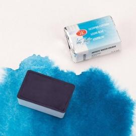 White night - azurově modrá 513