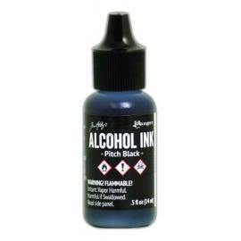 Ranger 15 ml - alkoholový inkoust - černá
